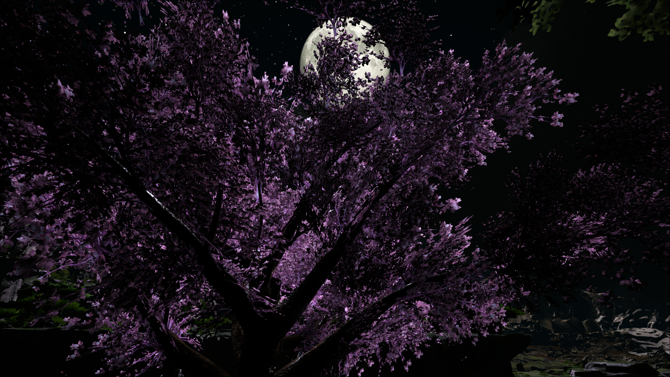 The Moon on Ark: Valguero
