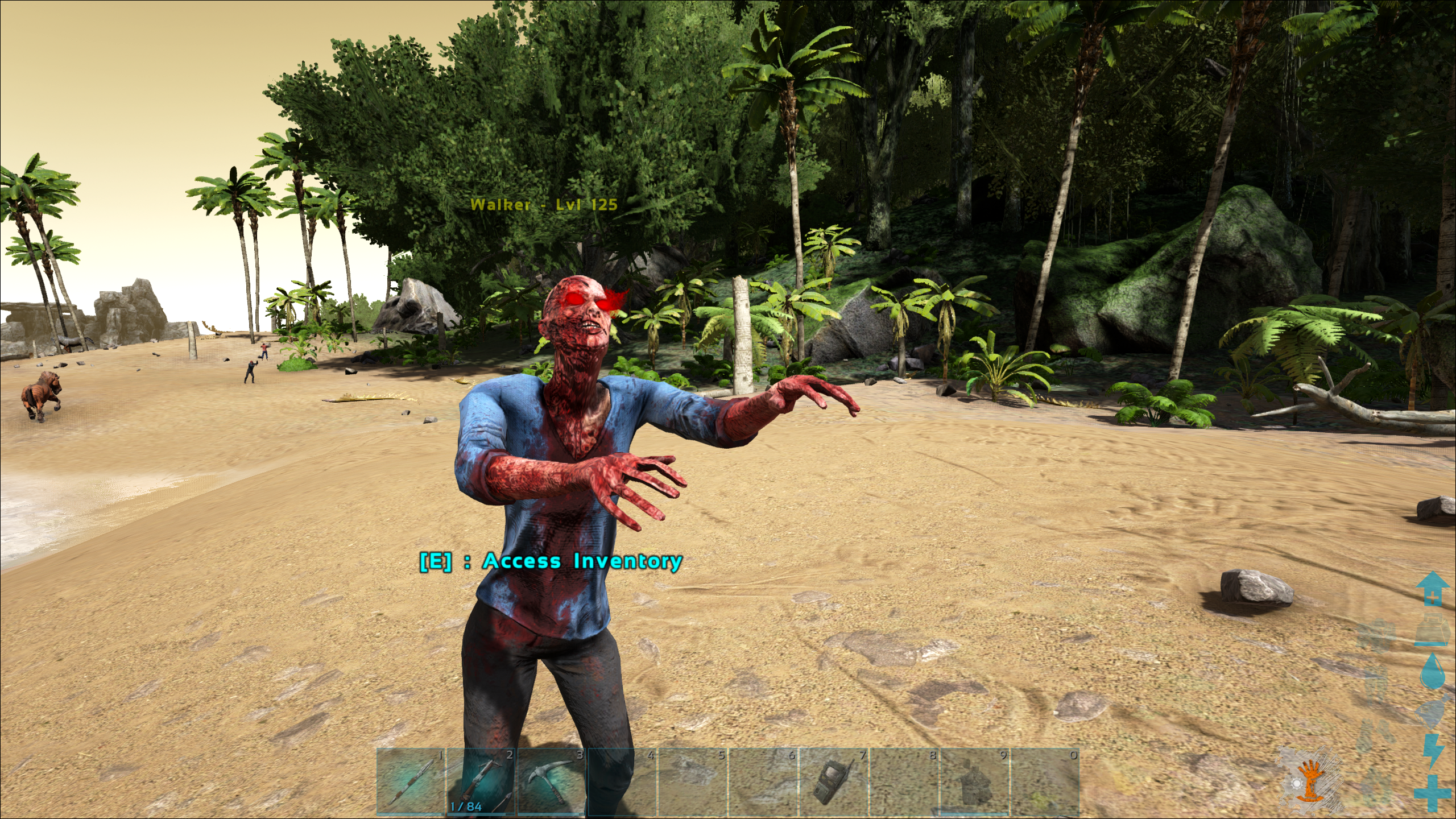 Zombie walker is about to evolve into...