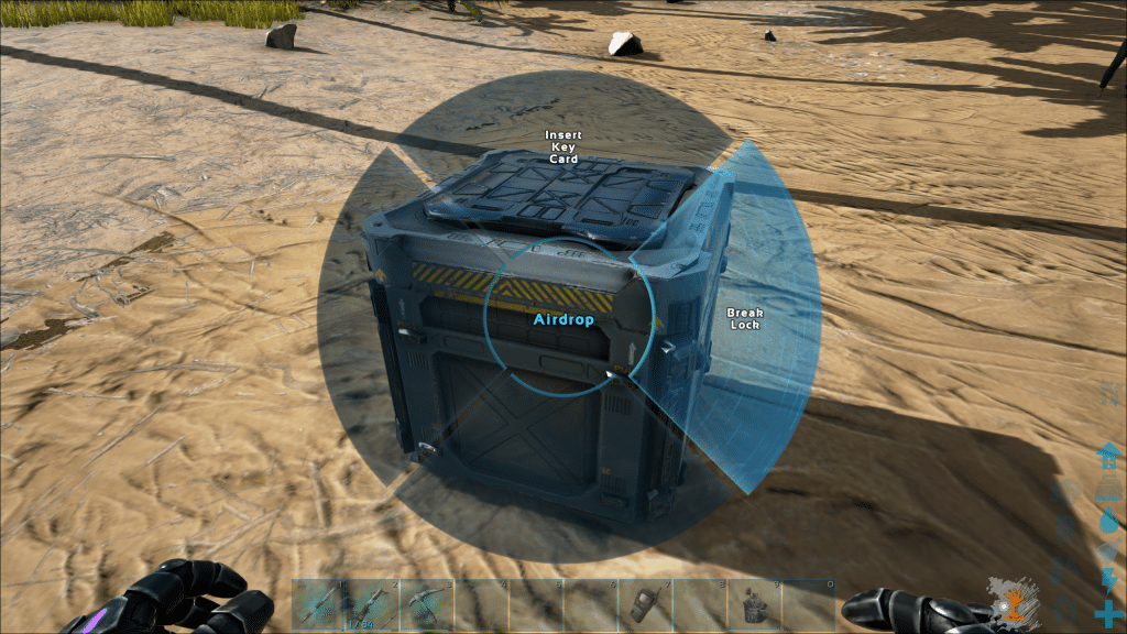 Break open that crate for a big surprise