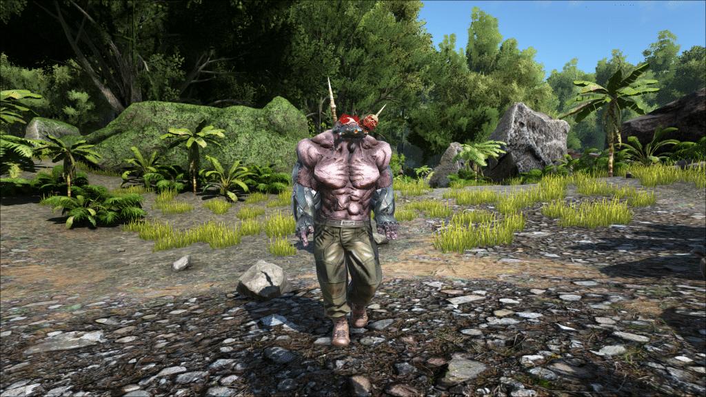 A Juggernaut stolls in for the kill