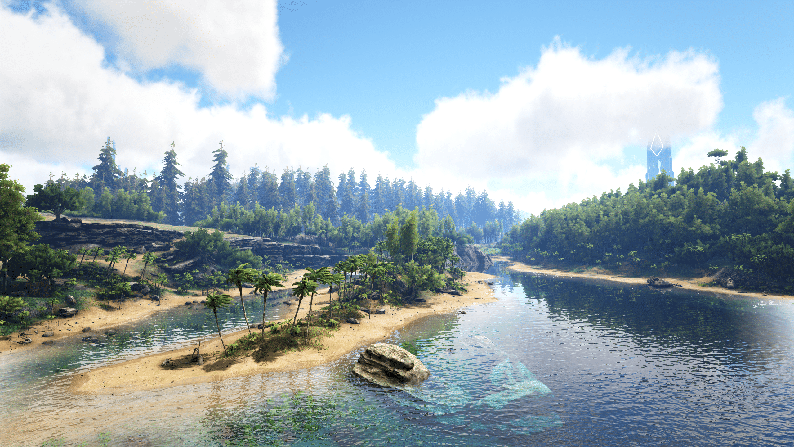 Ark: The Island - Ocean View