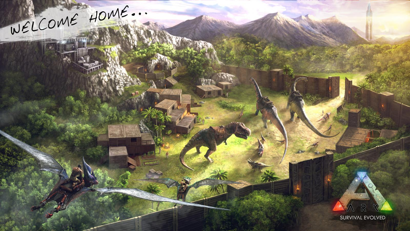 ARK: Survival Evolved - Welcome Home