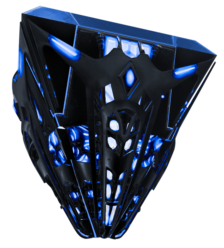 Blue Loot Crate