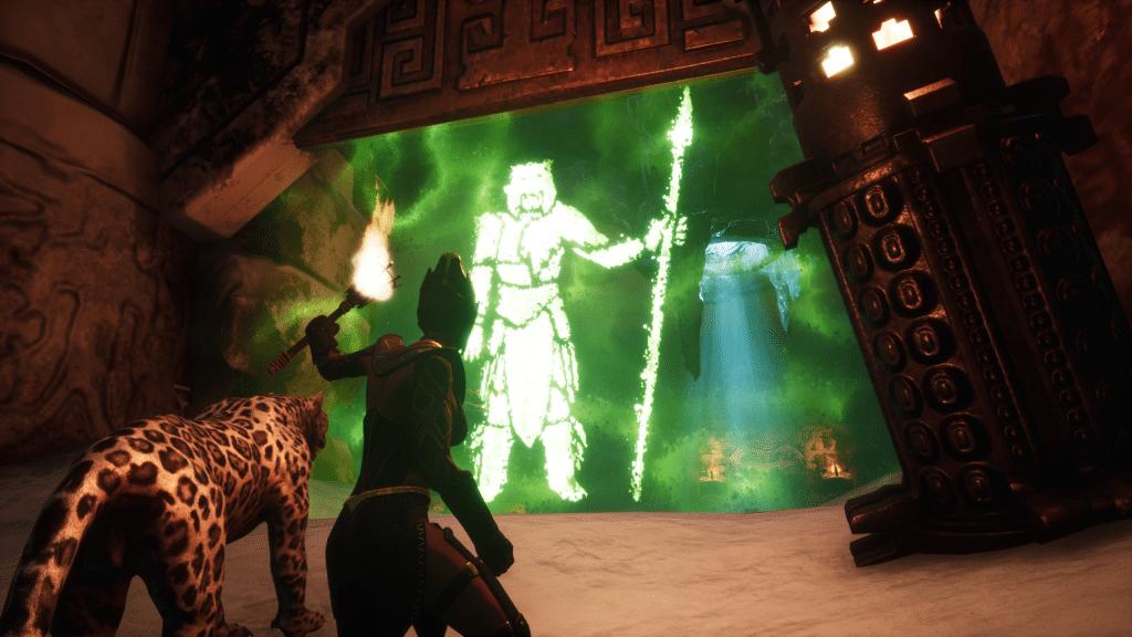 Venturing into Klael's Stronghold