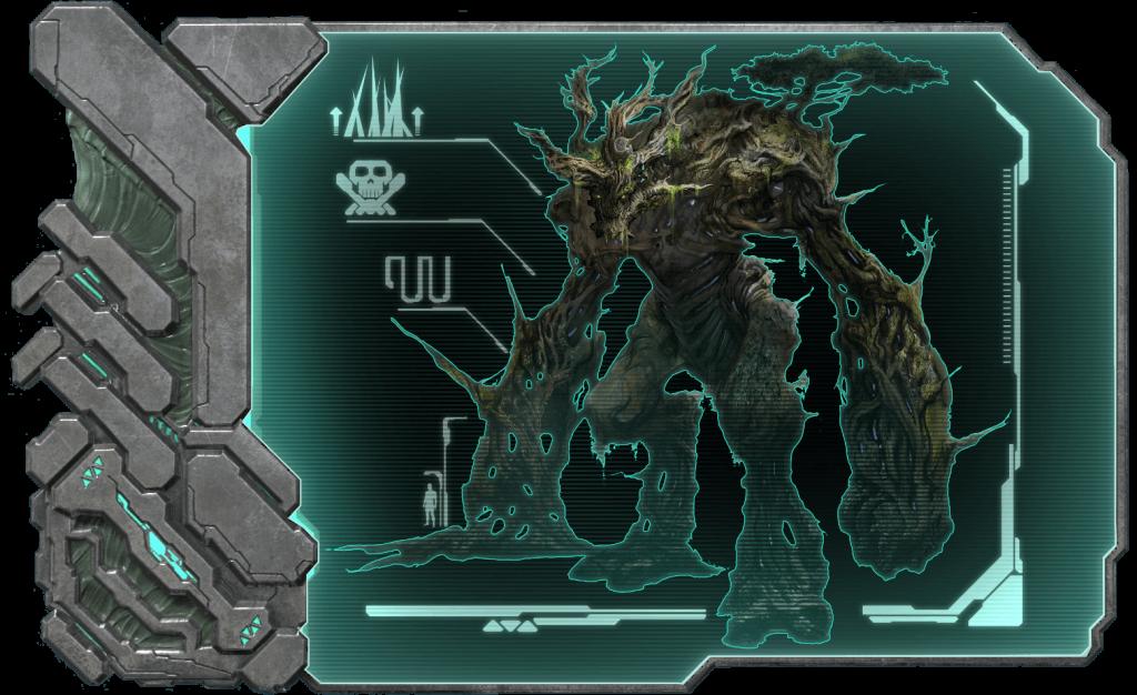 Forest Titan Dossier