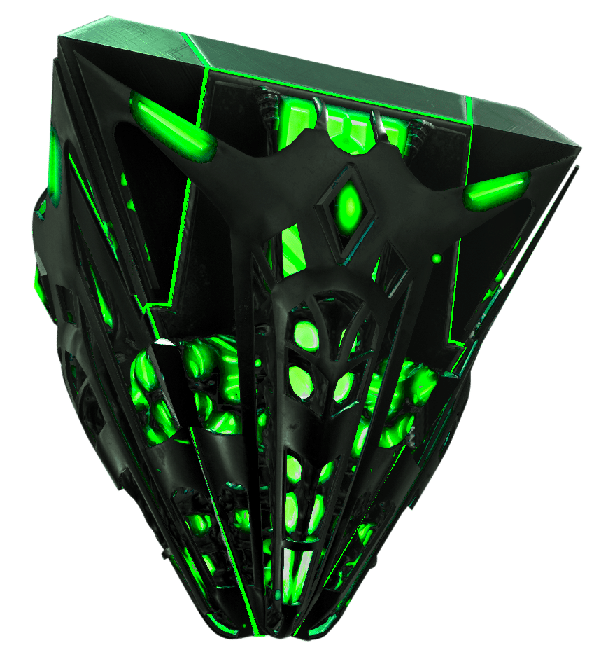 Green Loot Crate
