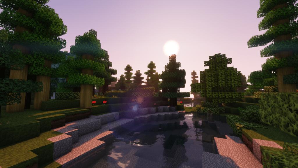 Minecraft Enigmatica 2: Lens Flare