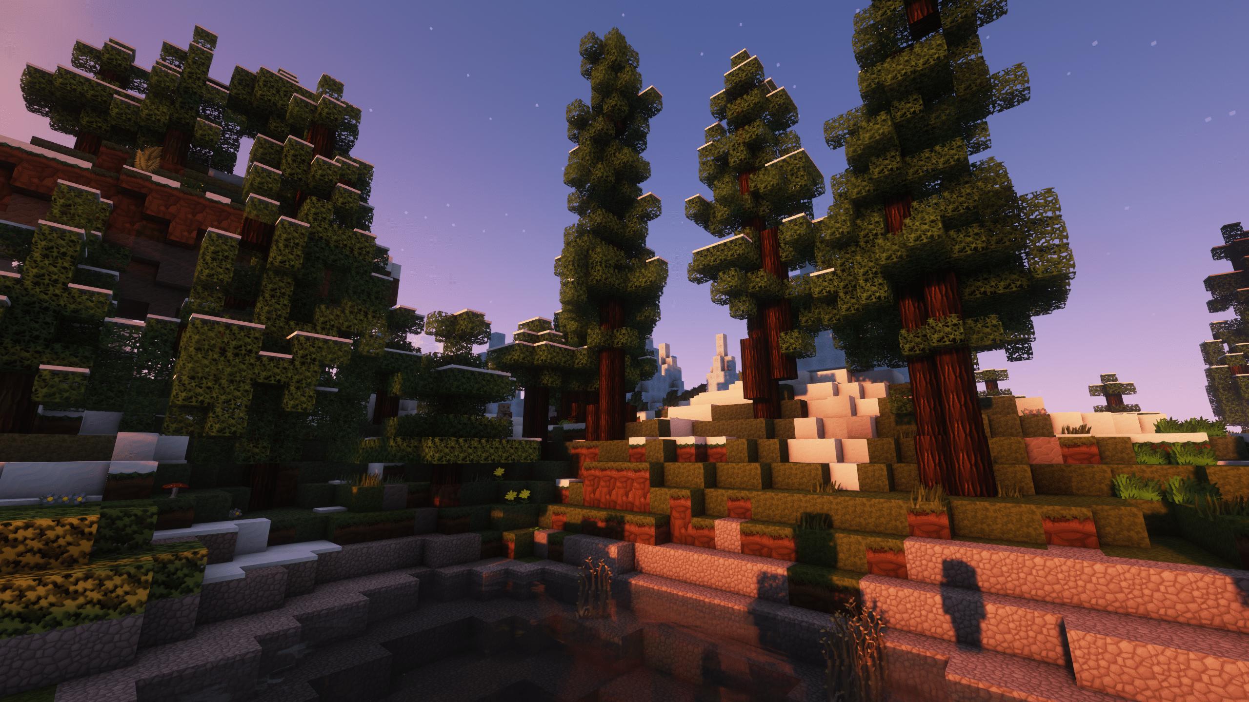 Minecraft Enigmatica 2: Shadows at Sunset