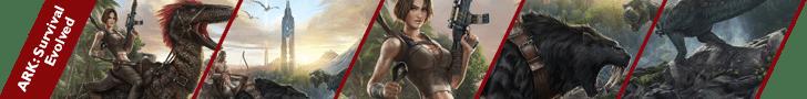 ARK: Survival Evolved - Banner