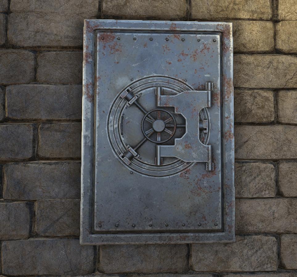 ARc Currency - Reward Vault