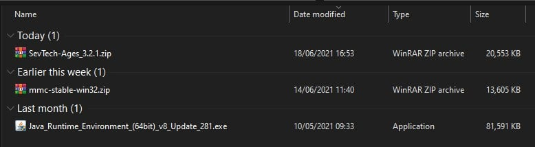 sevtech ages mmc files