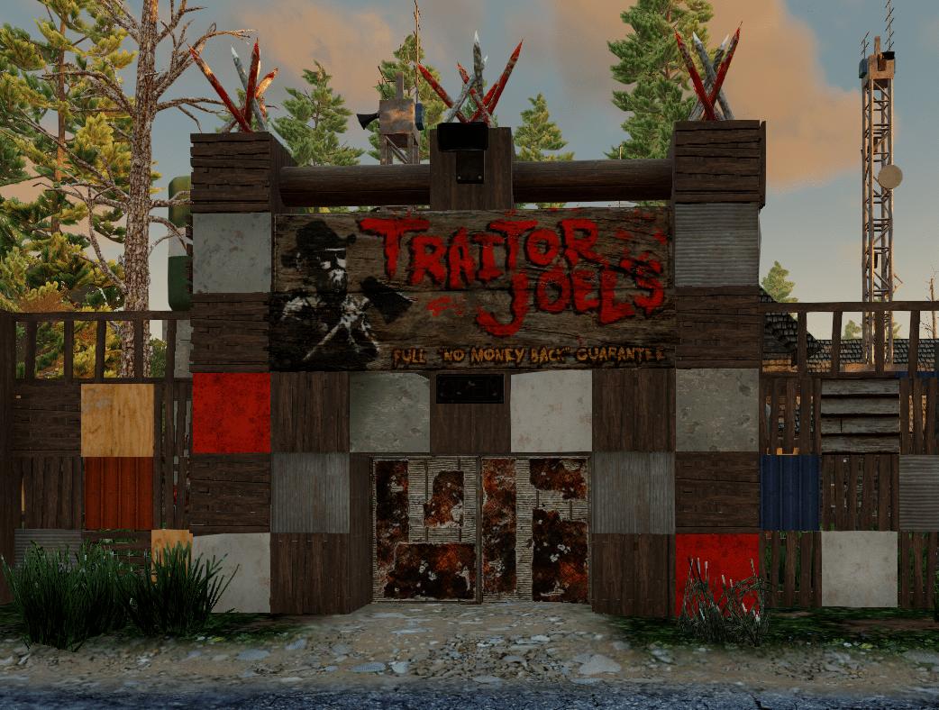 Trader Joels Shop